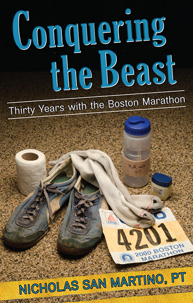 Conquering the Beast, Boston Marathon