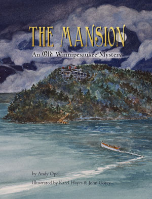 The Mansion, Andy Opel