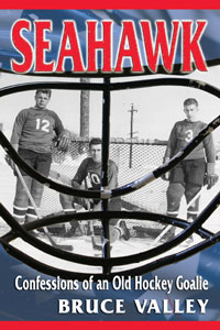 Seahawk, Confessions of an Old Hockey Goalie